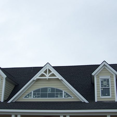 Gable Pediment 201 River Valley Custom Millwork