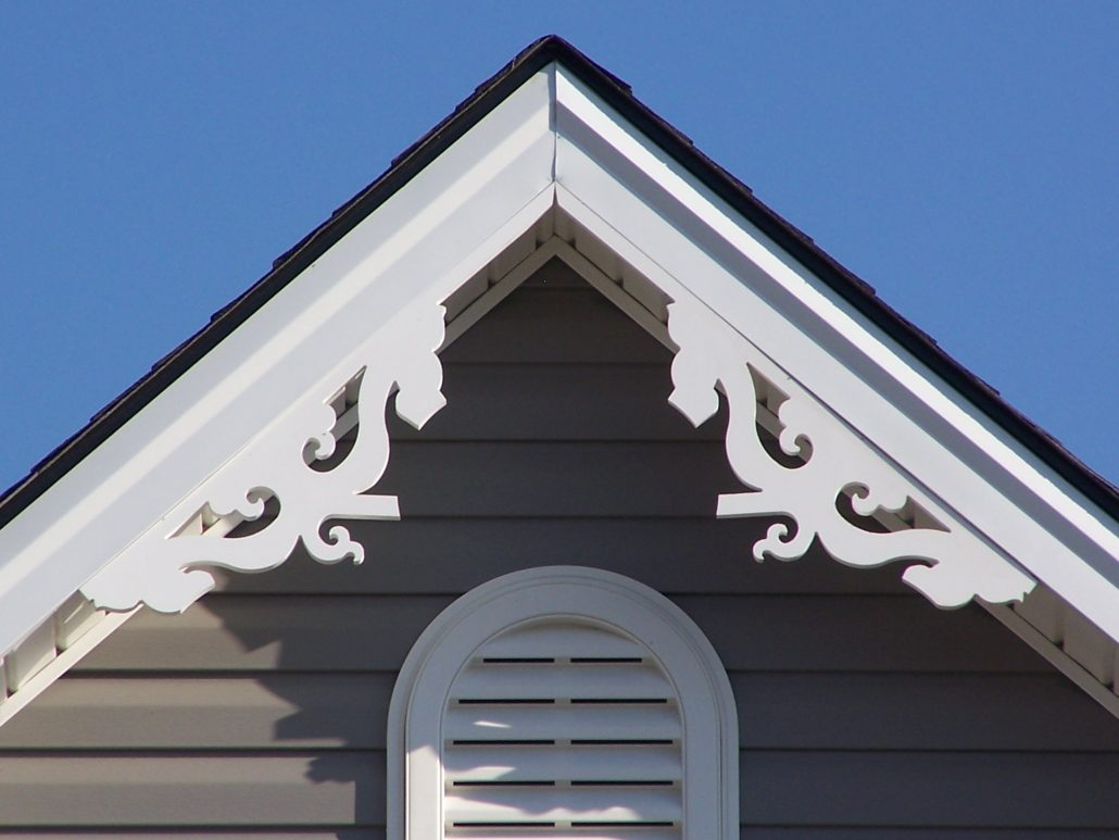 Gable Pediment 500 River Valley Custom Millwork