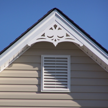 Gable Pediments River Valley Custom Millwork